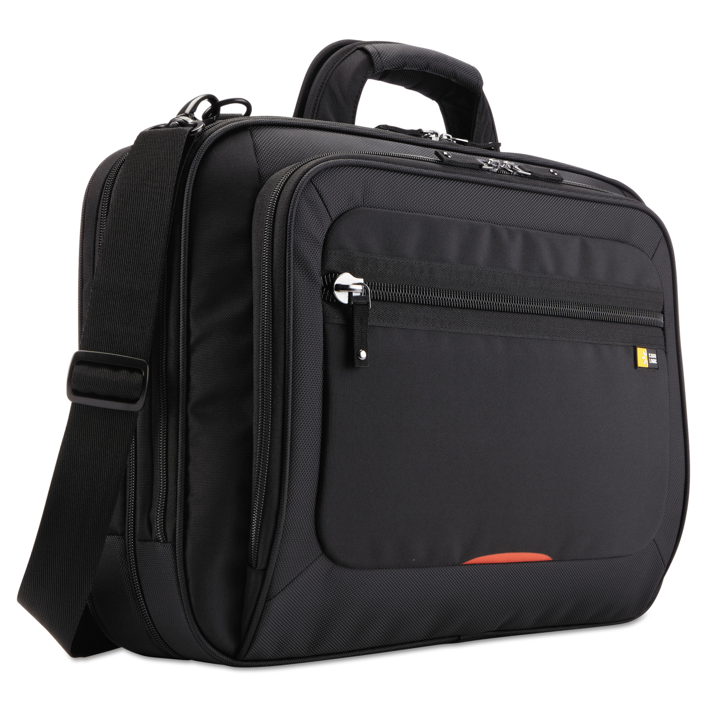 "Case Logic 17"" Checkpoint Friendly Laptop Case, 5 1 2 x 13 1 4 x 18, Black by Case Logic"