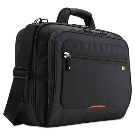 "Case Logic 17"" Checkpoint Friendly Laptop Case, 5 1/2 x 13 1/4 x 18, Black"