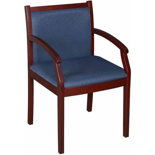 Regency Regent Side Chair- Mahogany/Black