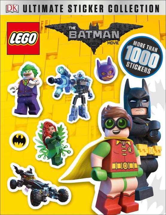 The Lego Batman Movie by Dk Pub