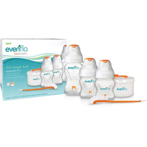 Evenflo Bebek Baby Feeding Set, BPA-Free