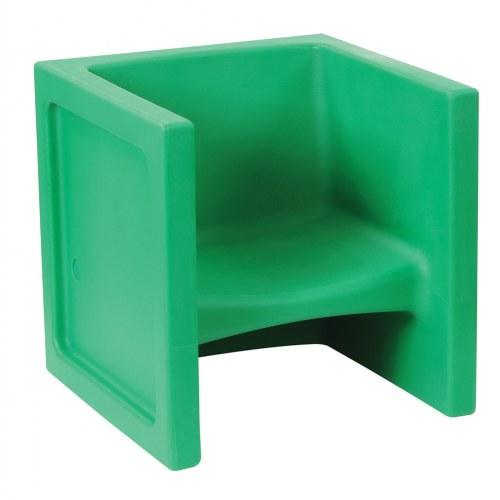 Cube Chair - Green