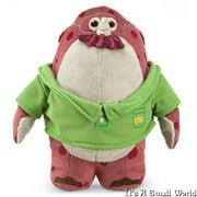 Disney Store Don Carlton Monsters University Plush Figure Doll 10.5 Inch