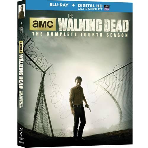 The Walking Dead: The Complete Fourth Season (Blu-ray + VUDU Digital Copy)
