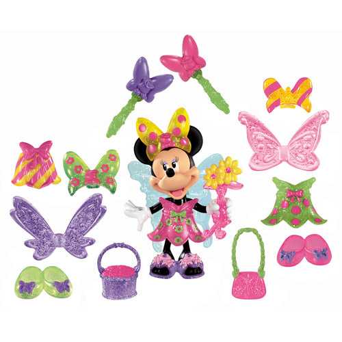 Minnie Mouse Minnie Fairy Dlx Bowtique by FISHER PRICE