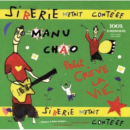 Manu Chao   Siberie Metais Contee  Cd