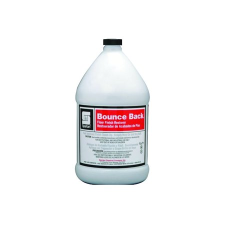Spartan Bounce Back Floor Finish Restorer, Gallons, 4 Per Case](Spartan Wholesale)