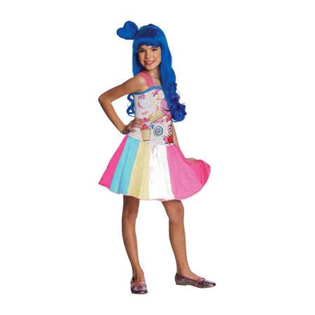 Katy Perry Halloween Costumes Dark Horse (Child Katy Perry Candy Girl)