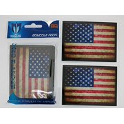 Max-Pro 100 USA AMERICAN FLAG Shuffle-Tech Sleeves Iconic Flags Collection (fits Magic / MTG Cards) AMERICA