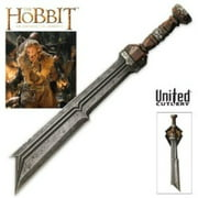 United Cutlery UC2953 Sword of Fili from the Hobbit Multi-Colored