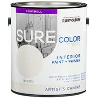 Rust-Oleum Sure Color Interior Paint + Primer, 2-Pack