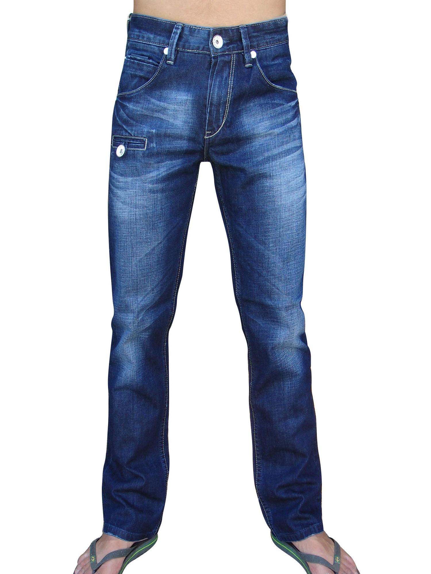 StoneTouch Men's Regular Fit Jeans 306-30s