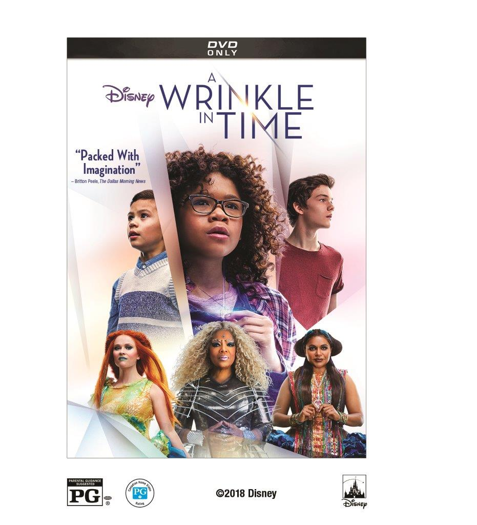 A Wrinkle In Time (DVD) by