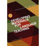 Developing Materials for Language Teaching : Second Edition