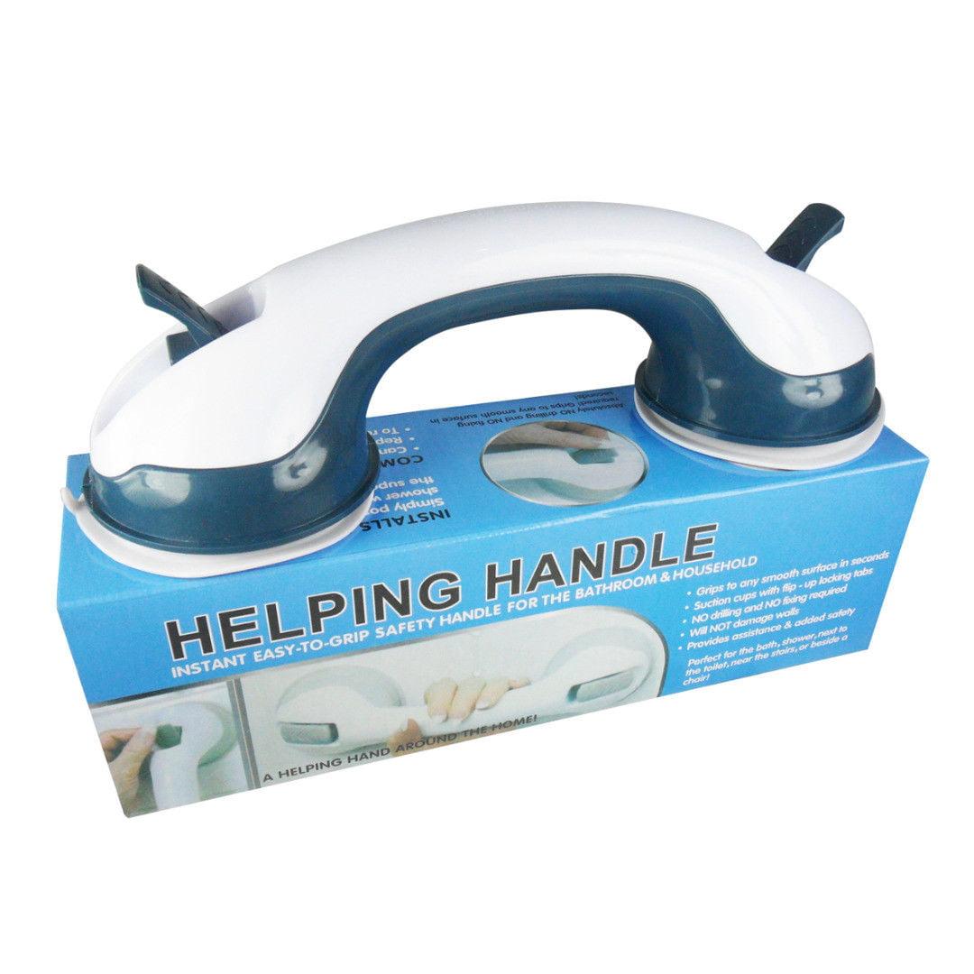 Grip Suction Cup Safe Helping Handle Bath Tub Bathroom Shower Grab ...