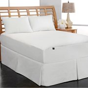 """Elle Home Coral Fleece Waterproof Mattress Pad"""