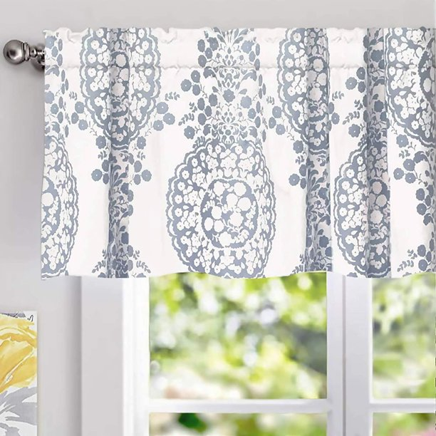 Driftaway Samantha Window Curtain, Curtain Topper Patterns