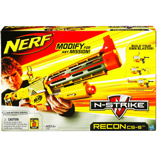NERF N-Strike - Recon CS-6