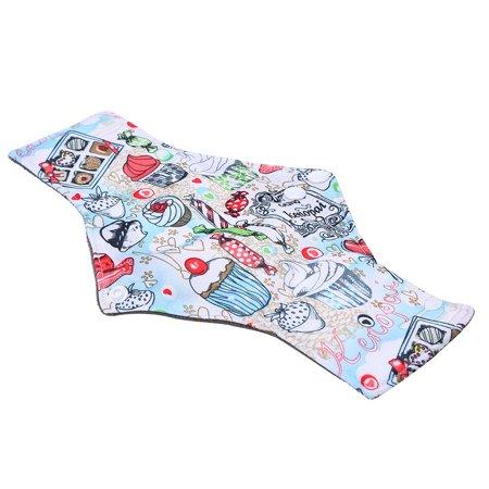 Ejoyous 10 Types Reusable Washable Bamboo Charcoal Fiber Cloth Menstrual Sanitary Mama Pad Panty Liner , Cloth Menstrual Pad, Bamboo Charcoal Pad - image 5 of 7