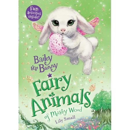 Bailey the Bunny : Fairy Animals of Misty Wood