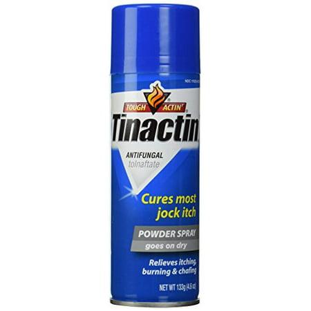 (2 Pack - Tinactin Antifungal Powder Spray for Jock Itch 4.6 oz (133 g) Each)