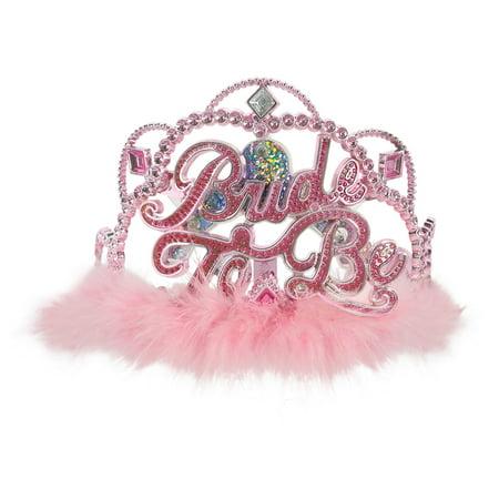 Sassy Bride Light Up Tiara - Bride Crown