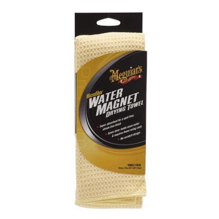 Meguiar's Water Magnet Microfiber Car Care Cleaning & Drying Towel  (2 Pack) - image 6 of 7