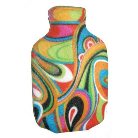Acqua Sapone Rainbow Swirls Fleece Plushie Cover for 2l Fashy Bottle (bottle not included) (Swirl Bottle)