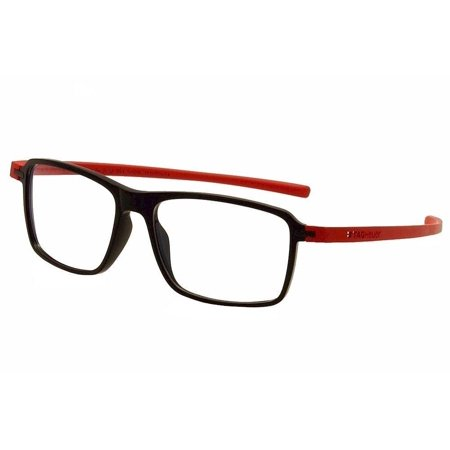 6f719b069c6 UPC 751105390427 product image for Tag Heuer Eyeglasses Reflex 3 TH3952  TH 3952 004 Black ...