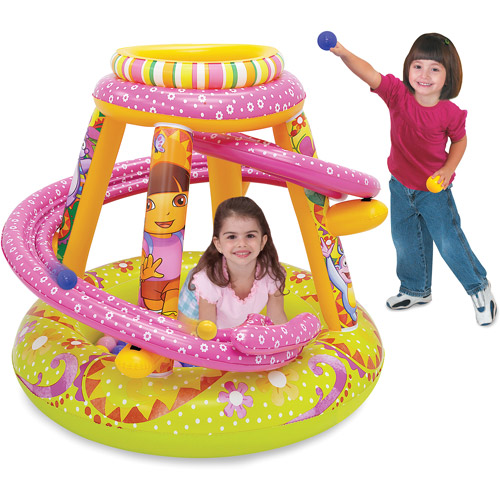 Dora the Explorer Let's Explore Inflatable Ball Pit