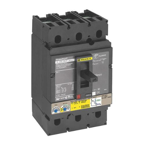 SQUARE D Circuit Breaker JJL36250M75