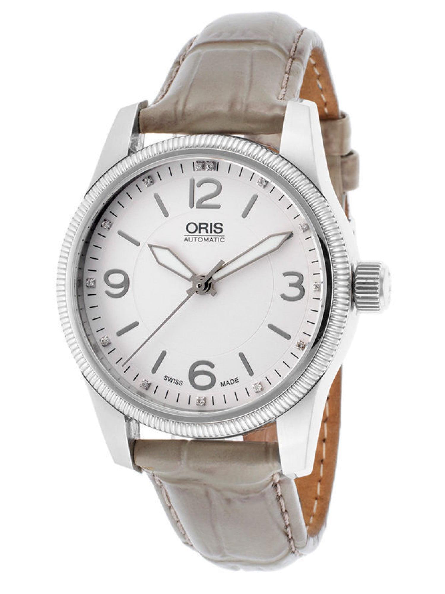 Oris Womens 733-7649-4031-LS 38mm Watch 391347814560-E