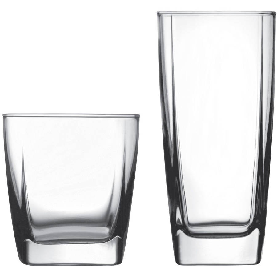 Rio 16-Piece Drinkware Set