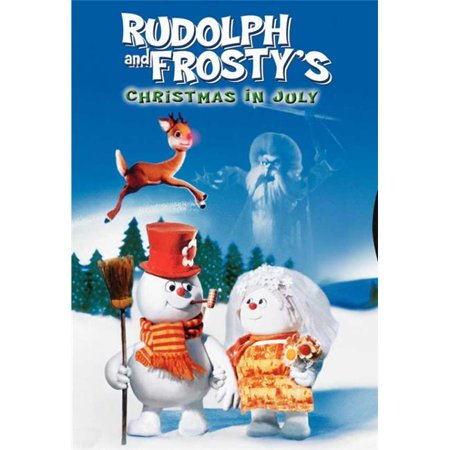 Christmas In July Movie.Pop Culture Graphics Movai8540 Rudolph Frostys Christmas In July Movie Poster 11 X 17