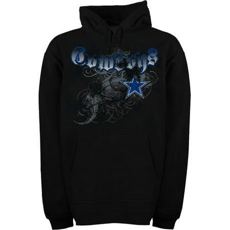 more photos 5bd34 225e8 NFL - Big Men's Dallas Cowboys Hooded Sweatshirt, Size 2XL