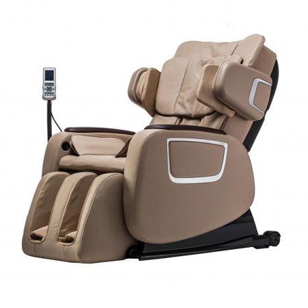New Massage Chair (New Cashmere Full Body Zero Gravity Shiatsu Massage Chair Recliner 3D Massage... )