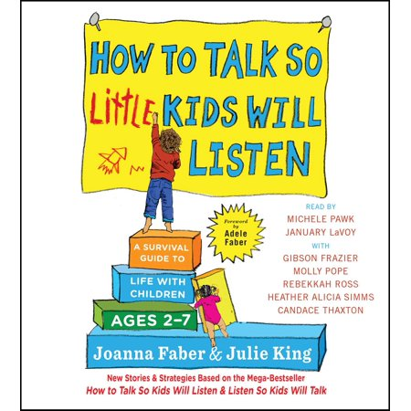 Halloween Music For Kids To Listen To (How to Talk So Little Kids Will Listen : A Survival Guide to Life with Children Ages)