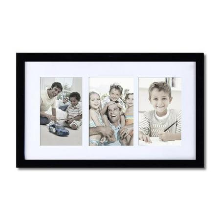 Homebeez 3 Slot Picture Frame