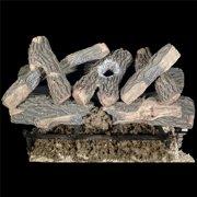HearthDistribution GF-K-30 Kingston 30in GloFire Gas Logs