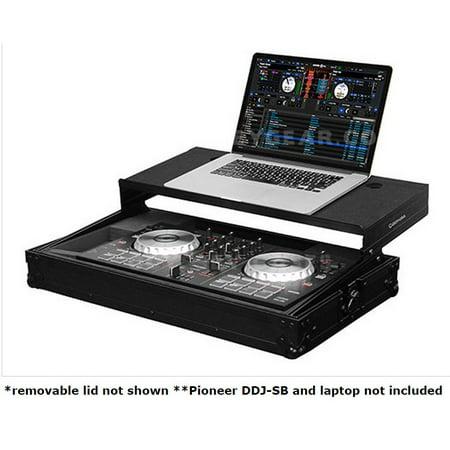 Odyssey Black Label Pioneer DDJ-SB / DDJ-SB2 / Numark Mixtrack Pro II DJ Controller Glide Style Case (Pioneer Ddj Sb2)