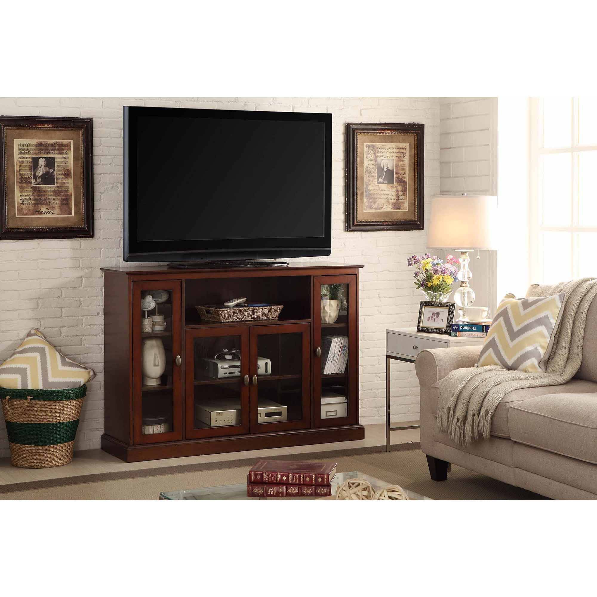 """Convenience Concepts Designs2Go Summit Highboy TV Stand for TVs up to 50"""""""