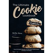 The Ultimate Cookie Cookbook (Paperback)