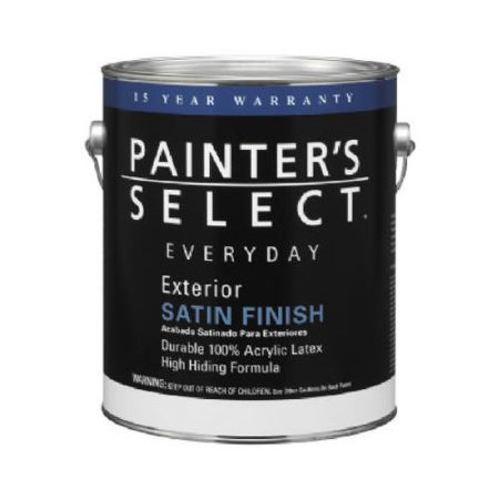 True Value Mfg JESN-GAL Everyday Exterior Acrylic Latex Paint, Neutral Base, 1-Gal. - Quantity (Acrylic Latex)