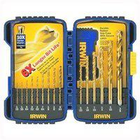 Irwin 3018009 15-Piece SPEEDBOR TurboMax Pro Drill Bit Set