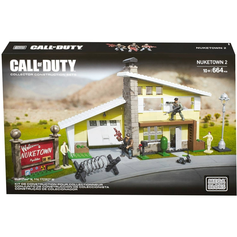 Mega Bloks Call Of Duty Nuketown II by Mattel