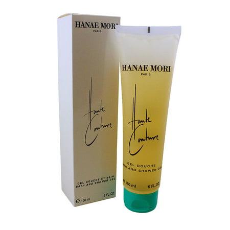 150 Ml Bath - Hanae Mori Haute Couture Bath And Shower Gel 5.0 Oz. / 150 Ml for Women
