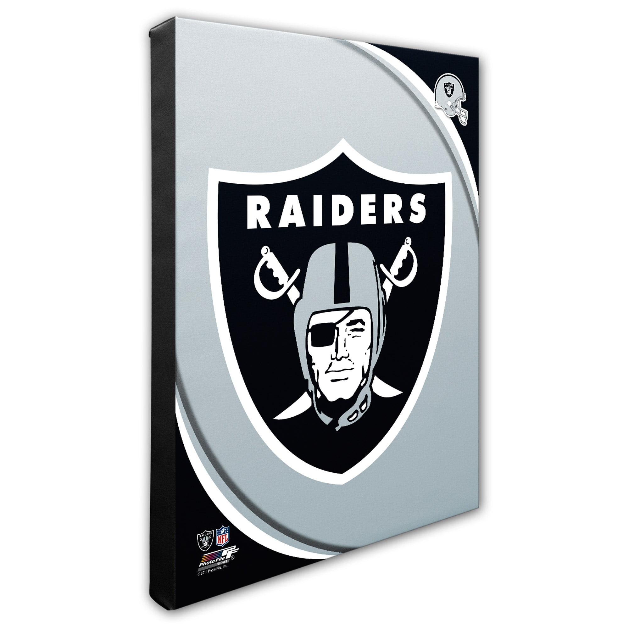 "Oakland Raiders 16"" x 20"" Pop Art Photo - No Size"