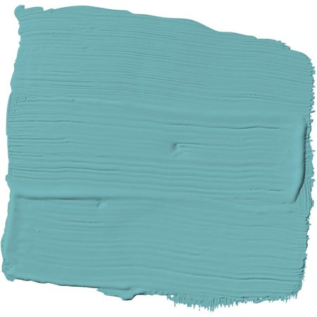 Sea Of Turquoise, Blue & Teal, Paint and Primer, Glidden High Endurance Plus Interior