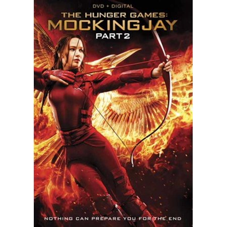 The Hunger Games: Mockingjay Part 2 (DVD) - Hunger Games Themed Games