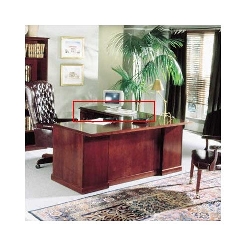 High Point Furniture Legacy 47'' W Desk Height Return